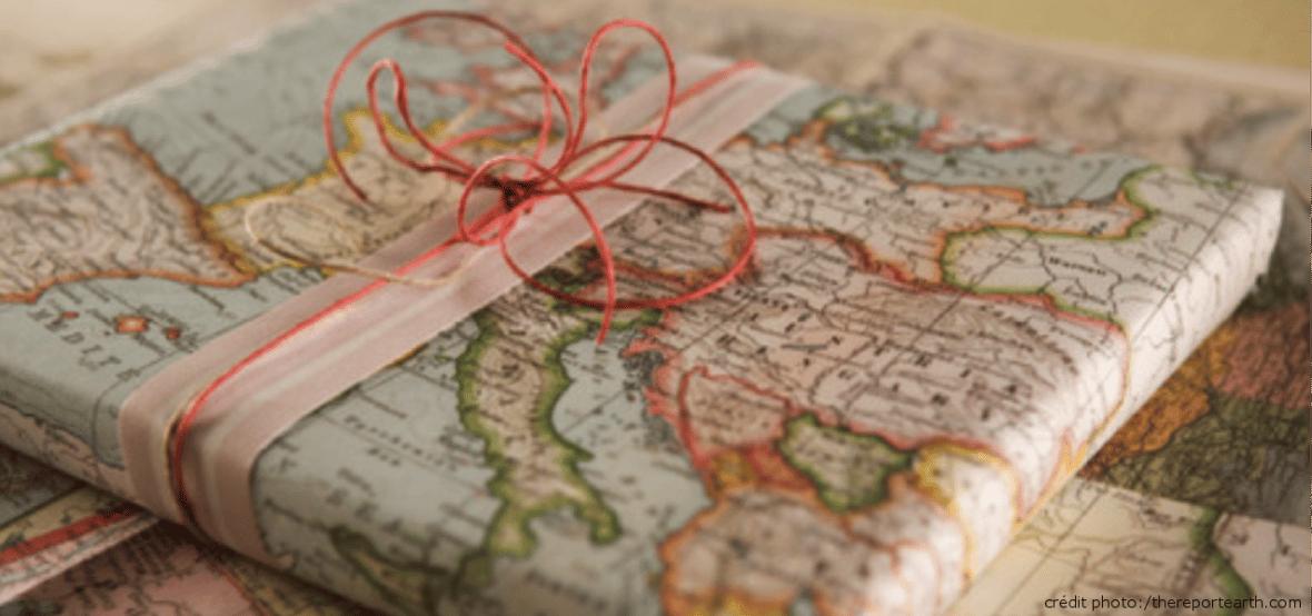 Cadeaux de Noel pour les voyageurs