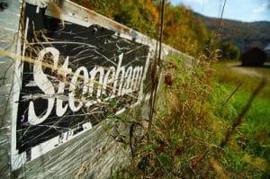 Stoneham, pour du plein air à proximité de la ville.