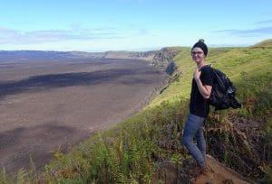 voyage aux Galápagos sierra negra