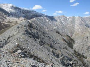 Les montagnes de l'Altai