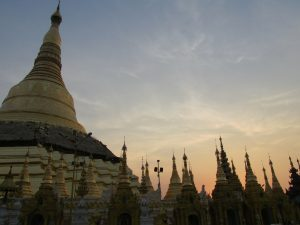 Shwedagon Pagoda, Yangoon