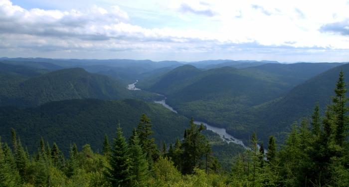 Les plus belles randonnées du Québec Sentier des loups