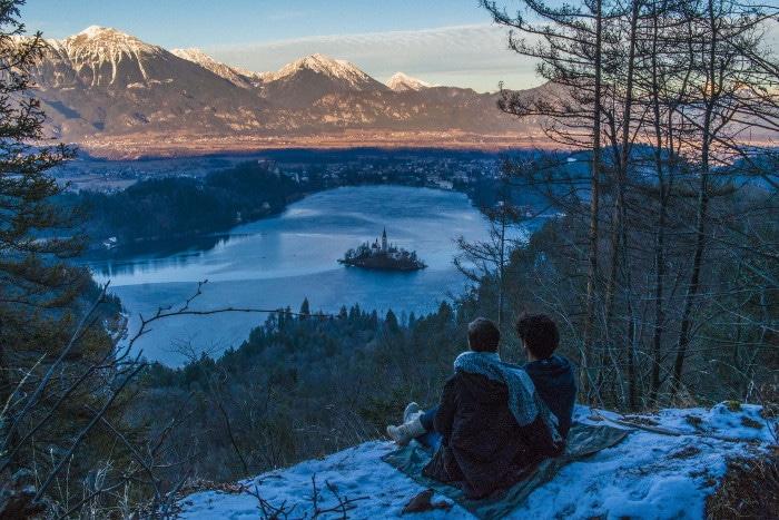 Destination coup de coeur lac de bled slovénie Bon baisers