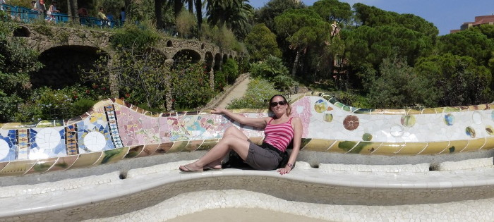 Destination coup de coeur parc-guell-barcelone par Travel and film