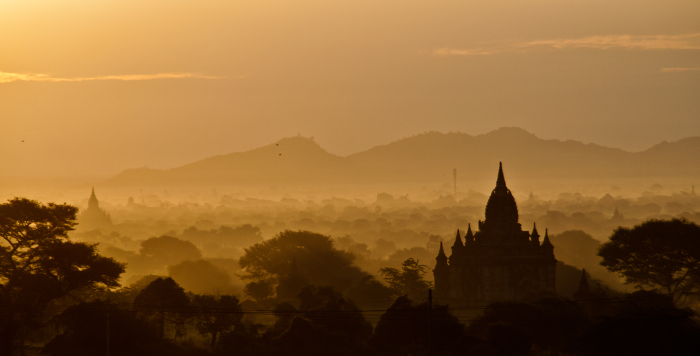 destinations coup de coeur Bagan