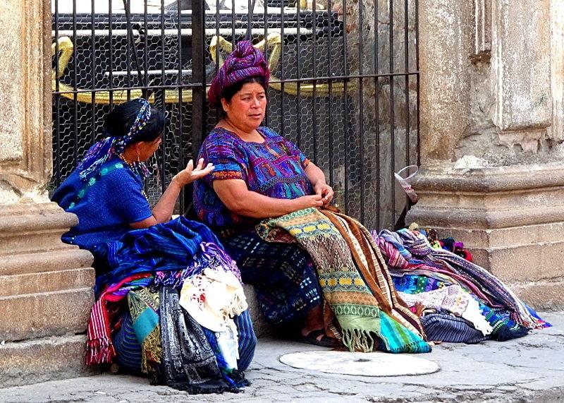 voyage au Guatemala Antigua itineraire