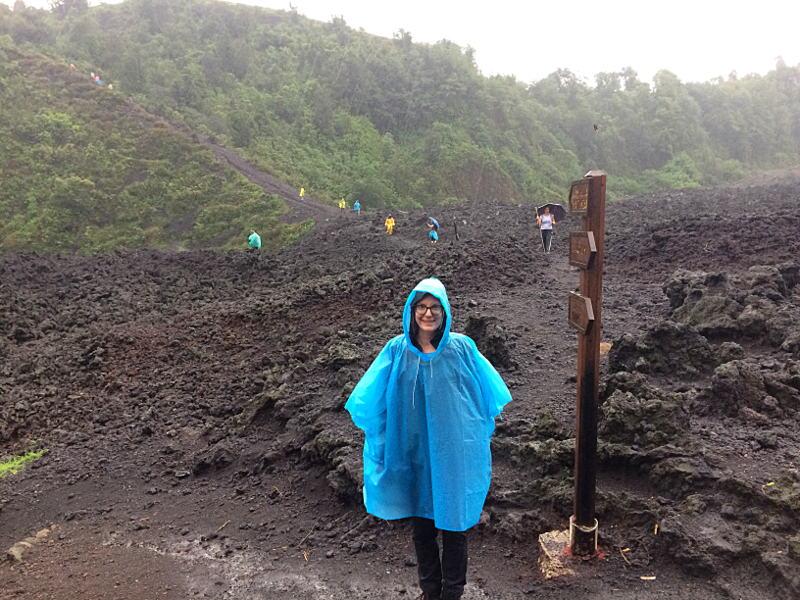voyage au Guatemala volcan Pacaya
