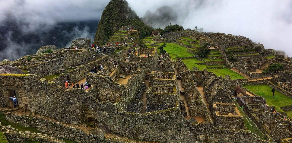 randonnée sur le chemin des incas entête
