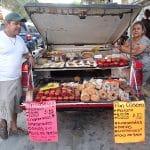 Bouffe de rue Sayulita 7 jours