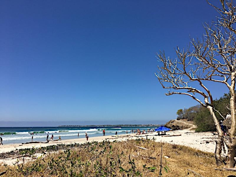 Surf à la Lancha près de Sayulita
